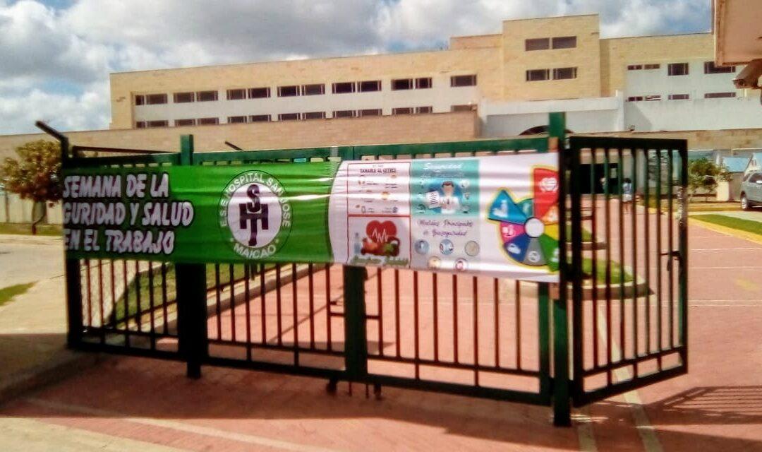 Celebración de la Semana de la Seguridad y Salud en el Trabajo